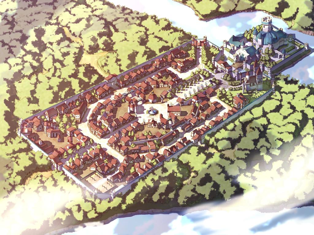 Prólogo - O Reino Sem Coroa Prontera_city6